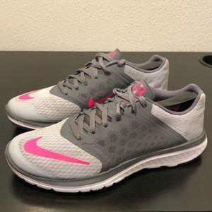 Nike FS Lite Run 3 Running Shoes Women's Size 8